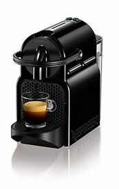 Brand new Nespresso Machine (without box)