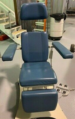 Umf Exam Table Chair 29ze Blood Draw Tattoo Phlebotomy Procedural