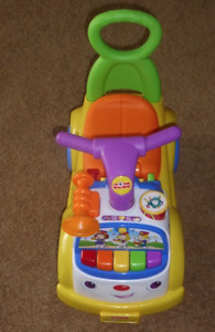 Fisher Price Little People Music Parade Riding Toy /Walker
