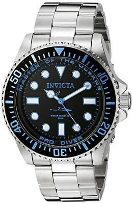Invicta 20122 Pro Diver Quartz Master of the Oceans Stainless Steel Mens Watch