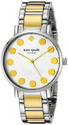 KATE SPADE Ladies Watch 1YRU0738 100% Brand New Original Box Retail $225