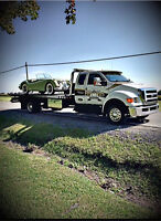 Towing Ford F650 2007
