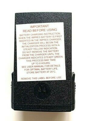 Motorola - Pmnn4485a - Impres 2 Li-ion Battery 2550mah For Apx Portable Radios