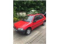 MK1 Peugeot 106, 81,000 miles, 8 months MOT, CHEAP!!!
