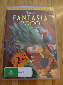 Disney Fantasia 2000 DVD as new Bayswater Bayswater Area Preview