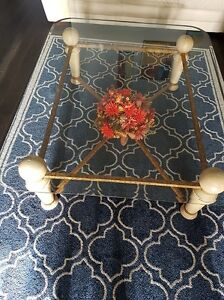 Glass Coffee Table and End Table Kitchener / Waterloo Kitchener Area image 3
