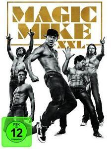 DVD-Magic-MIKE-XXL-Kino-Film-Channing-Tatum