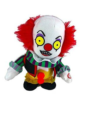 Pennywise Tiny Terror Animated Halloween Prop Clown Movie - Animated Halloween Movies
