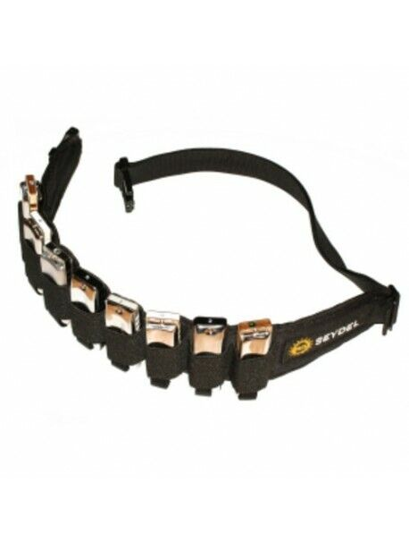 Seydel Smart Belt for 8 diatonic harmonicas, Free shipping in the US!