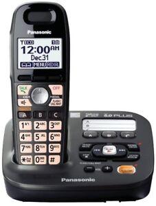 Title:  Panasonic—Cordless Digital Phone System—Model: KX-TG6591