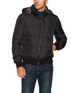 NEW Nautica Men's Ripstop Quilted Transweight Bomber Jacket XL