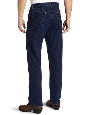 (Wrangler Men's Genuine Regular Fit Jeans -  33 X 30/ Style 912PW/  NWT American)