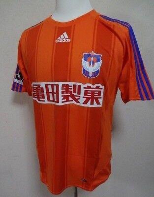 Albirex Niigata 100% Original Jersey 2008 Home O J-League Good Condition  [R423] image