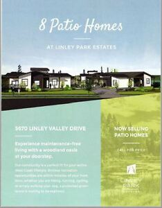 Linley Valley Luxury Patio Homes - End Unit