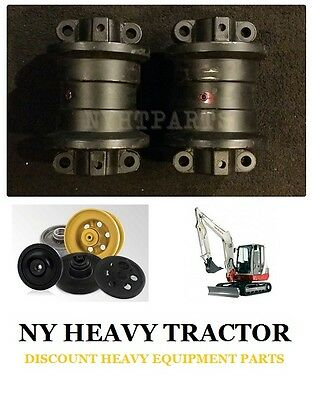 New Takeuchi Tb045 Bottom Roller X2 Mini Excavator 04613-01100 0461301100