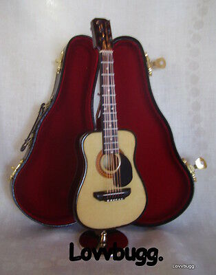 New Acoustic Guitar miniature for 18