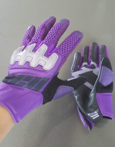 ICON Overlord Mesh Gloves Purple (M)