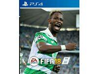 Custom FIFA 18 Case