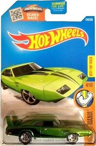 AVAILABLE 2016 HOT WHEELS SUPER TREASURE HUNT 69 DODGE