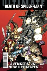 ULTIMATE AVENGERS vs NEW ULTIMATES limited series