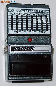 FX40B Graphic Equalizer Pedal