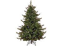 6ft Mixed Tip Natural Look Christmas Tree - Green