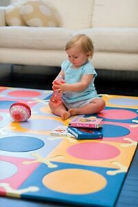 SkipHop Play Spot foam tiles/ play mat in Brights