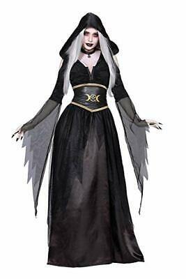 Dreamgirl Pagan Witch Wiccan Moon Goddess Adult Womens Halloween Costume 11582