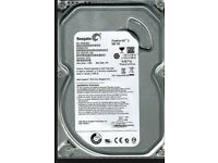 Seagate 500GB sata desktop hard drive