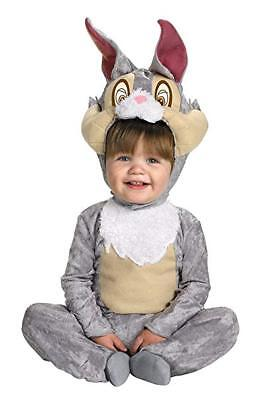 Toddler Thumper Costume Bambi Movie Disney 12-18 Months Child Halloween NEW