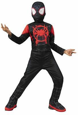 Rubies Spider-Man Meilen Morales Spider-Verse Kinder Halloween Kostüm 701432