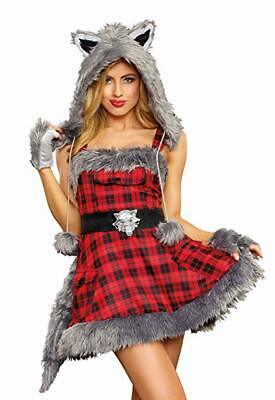 Dreamgirl Großer Böser Wolf Fell Tiere Sexy Erwachsene - Sexy Wolf Kostüme