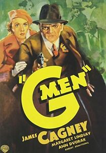 G MEN DVD James Cagney