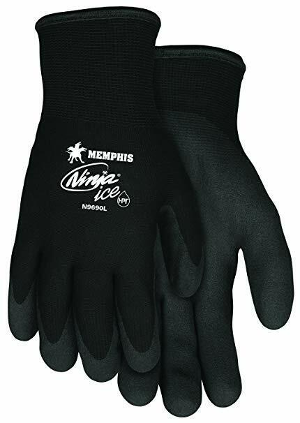 Memphis  Ninja™ Ice Gloves, Insulated, Dual Layered, HPT C