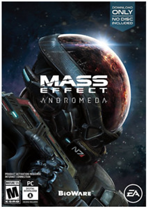 PC - Mass Effect Andromeda (Code Only)
