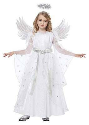 California Kostüme Starlight Engel Kind Kinder Halloween Weihnachten Kostüm
