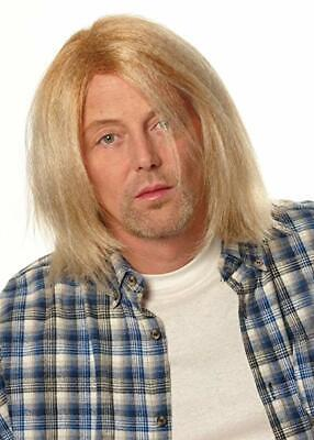 Costume Culture 90s Grunge Blonde Deluxe Wig Halloween Costume Accessory 24821