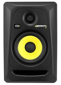 krk rokit 5's (pair) with xlr cables, 2 months old!