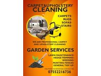 PROFESSIONAL CARPET CLEANING - SILIKONE REPLACEMENT - PAINTING - all DERBYSHIRE