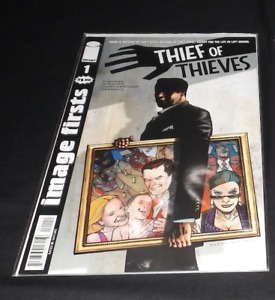 Image Firsts: Thief of Thieves #1- Robert Kirkman