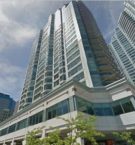 10 QUEENS QUAY W, 900 Sqft 1BR+Den (can be 2nd BR), UTIL FREE