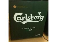 Carlsburg mini fridge like new