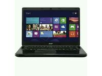 Acer Aspire corei3 touchscreen laptop. Brand new boxed