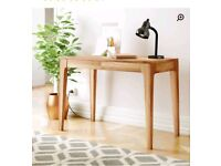 Lakeview Wayfair writing office desk solid wood
