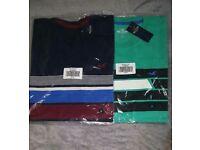 2 x Hollister t-shirts M