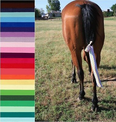 Equine Tail Bag - Solid Colors