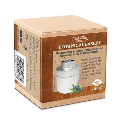 Still Spirits Botanical Basket. Make artisan gins and vodkas with your T500