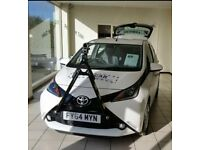 Toyota Aygo Tow Car for Motorhome