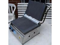 Contact Grill Gas Panini Toaster Griddle Sandwich LPG Oven New