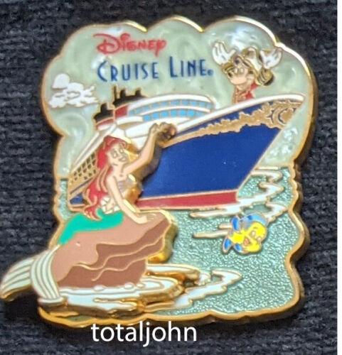 52641 DCL - Little Mermaid Ariel & Friends Pin